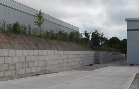 Legato retaining wall - Winvic 146