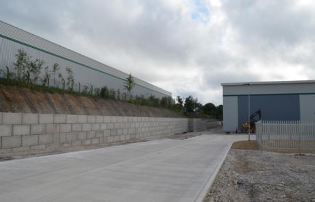 Legato Blocks - Retaining Wall 10
