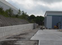 Legato Blocks - Retaining Wall 9