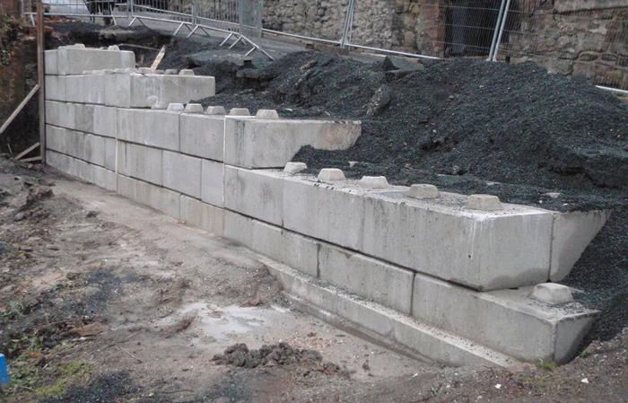 Retaining walls - Elite Precast Concrete