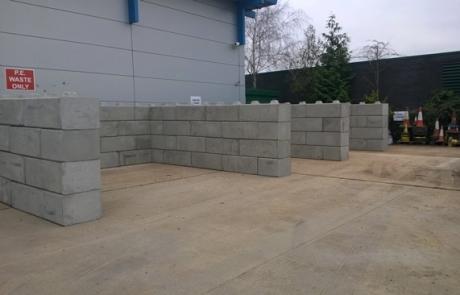 Aggregate Storage - Duo Blocks