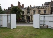 hoarding Blocks - Kentledge