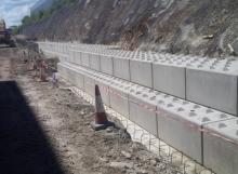 Legato Blocks - Retaining Wall 8