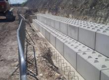 Legato Blocks - Retaining Wall 7