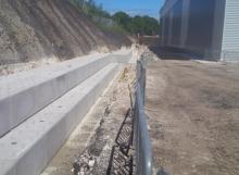 Legato retaining wall - Winvic 152