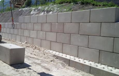 Legato Blocks - Retaining Wall 3