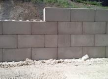Legato Blocks - Retaining Wall 2