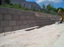 Legato Blocks - Retaining Wall 1