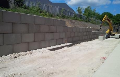Legato retaining wall - Winvic 156