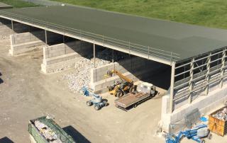 Legato Concrete blocks - Viridor-Crayford