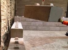 Salt Bay / Salt Barns - Lego Blocks