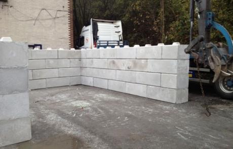 Salt Bay / Salt Barns - Legato Blocks