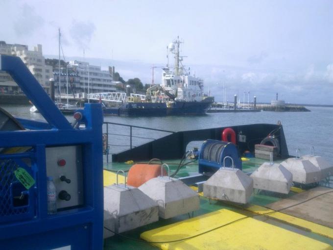 Sea Anchor Blocks