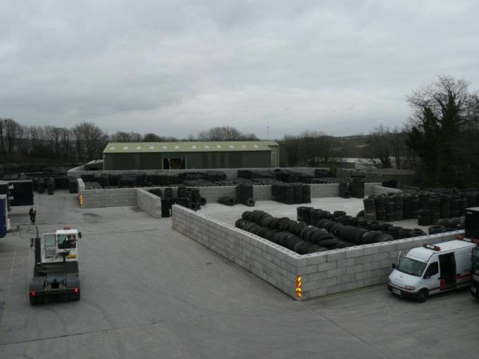 Fire Break Walls - Legato Blocks