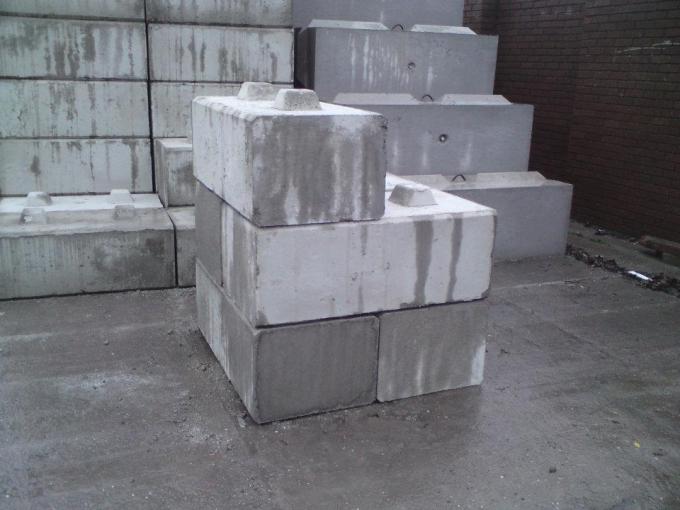 Kentledge Blocks Elite Precast Concrete