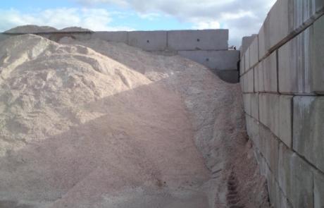 Salt Bay / Salt Barns - Vee Interlocking Blocks
