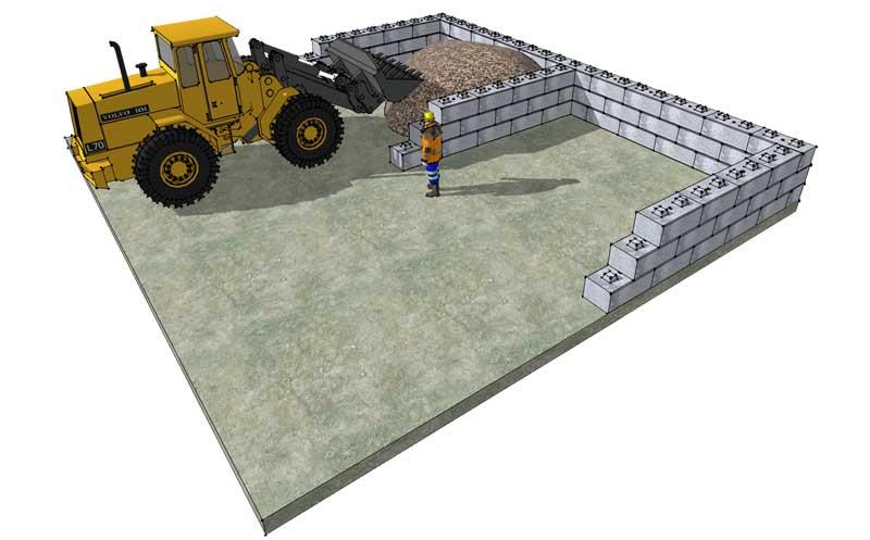 Material Bays - Duo Blocks