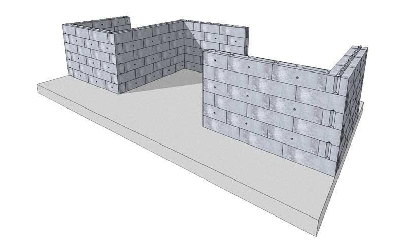 Radiation Shielding - Vee Blocks