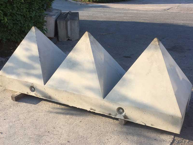 Concrete Tank Trap